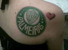 tatuagens do palmeiras