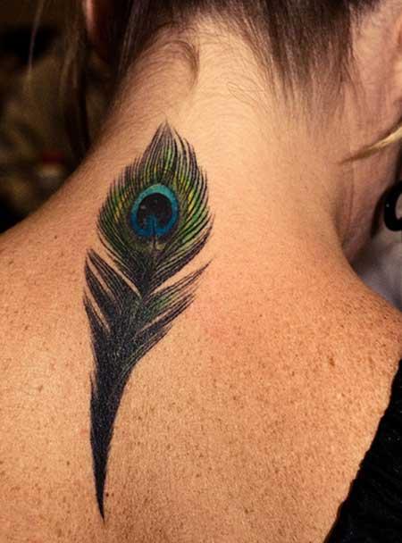 tattoo nas costas