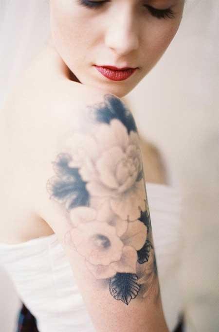 desenhos tatuados