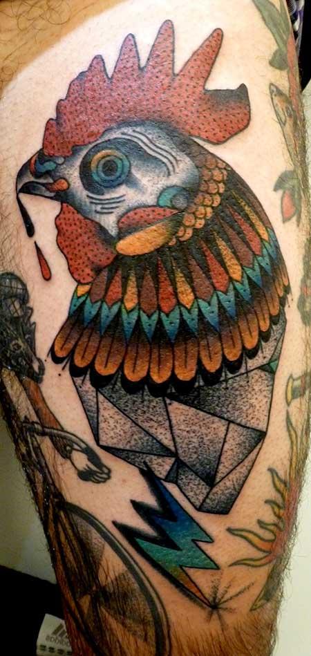fotos de tatuagens de animais