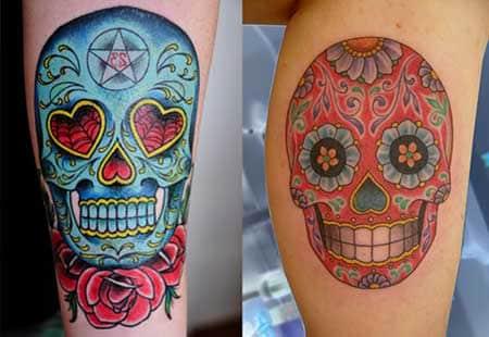 tattoos na canela