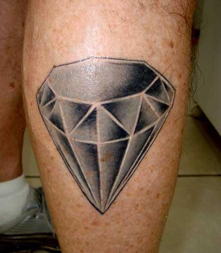fotos de tatuagem na canela