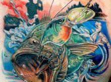 Tatuagens de Peixes