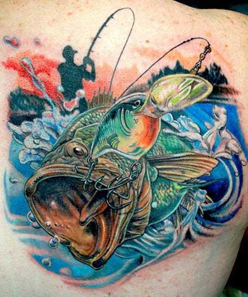 30 Imagensdesenhos De Tattoos De Peixes Significado