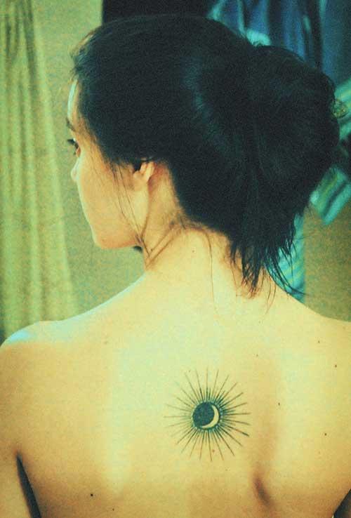 fotos de tatuagens de sol