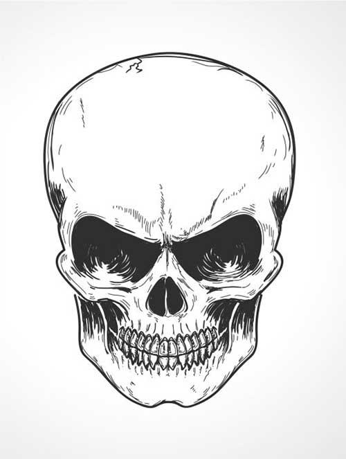 de esqueleto