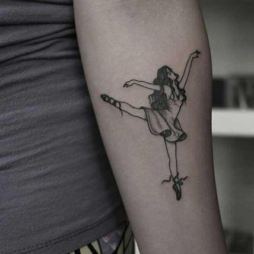 para dançarinas