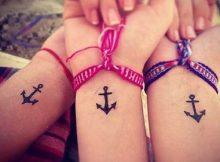 Tatuagens de Amigas