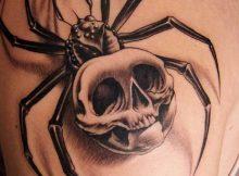 Tatuagens de aranhas