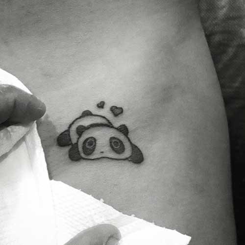 Tatuagens de Panda
