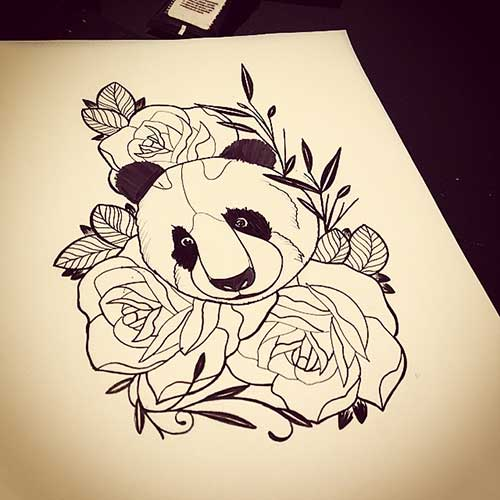 Cartoon Designs Tattoos