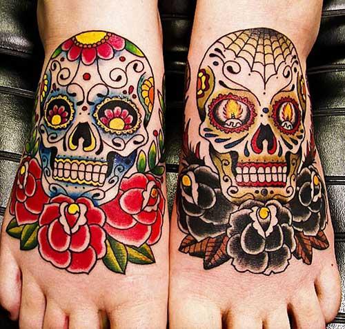 Significados de Tatuagens de Caveira