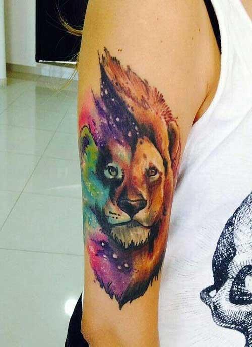 20 fotosdesenhos de tatuagens de aquarela imagens