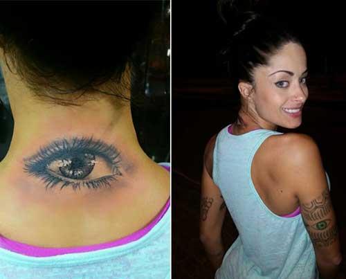 Tatuagens de Proteção contra o Mal