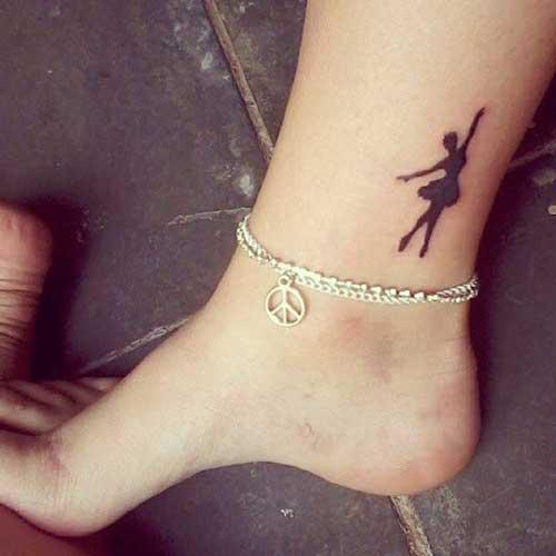 Tatuagens de Dança