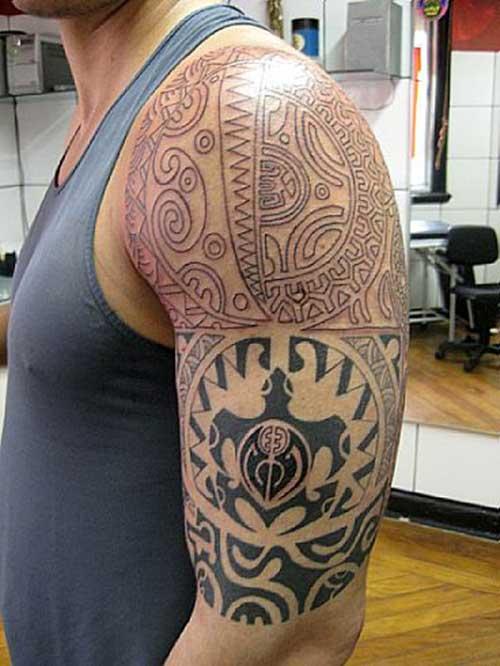 tattoos de guerreiro