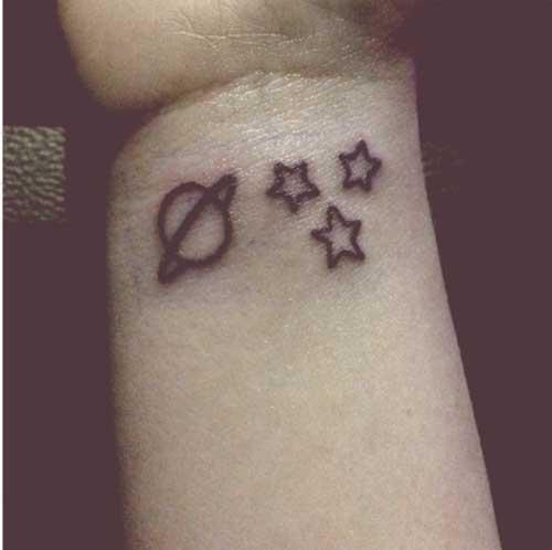 com estrelas