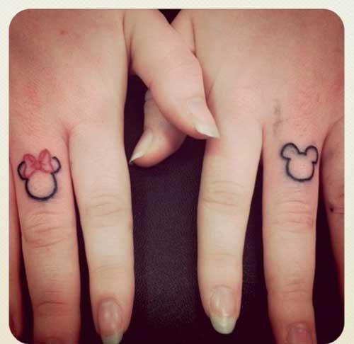símbolos de afeto