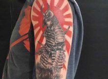 Tatuagens de Samurai