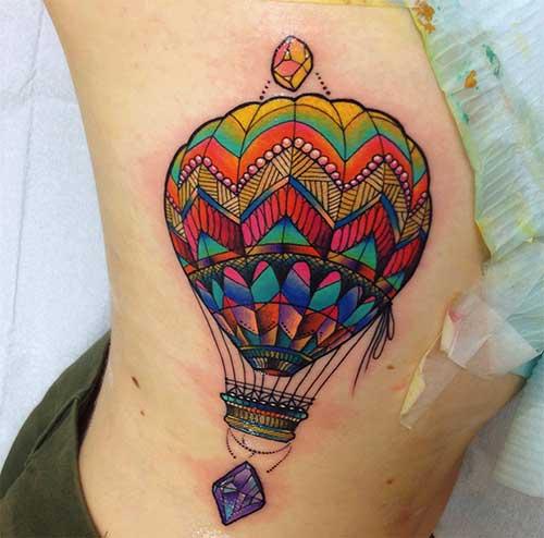 Tatuagens de Balão