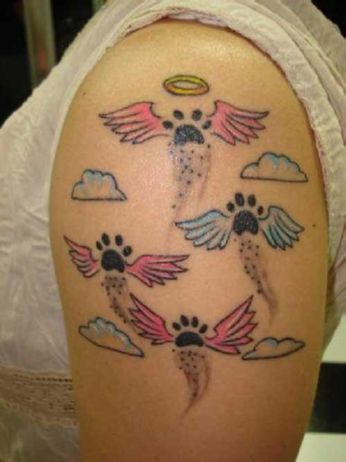 Tatuagens de Patinhas
