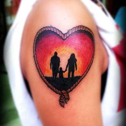 Tatuagens de Família
