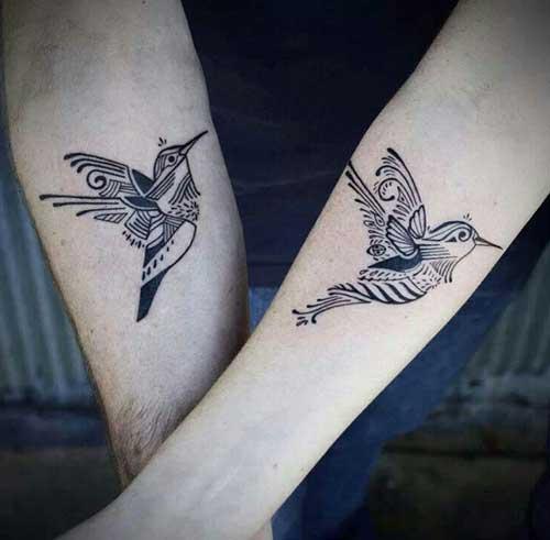 25 Tatuagens De Beija Flor: Fotos, Desenhos, Imagens, Dicas