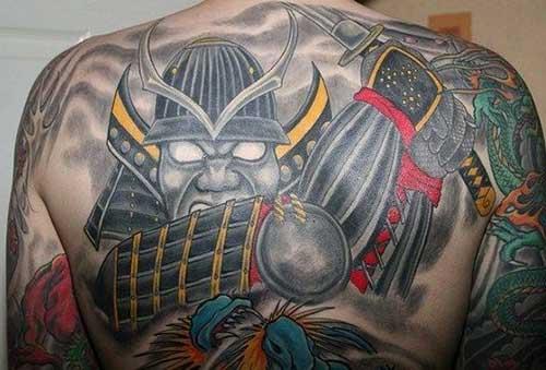 ideias de tatuagens de demônios