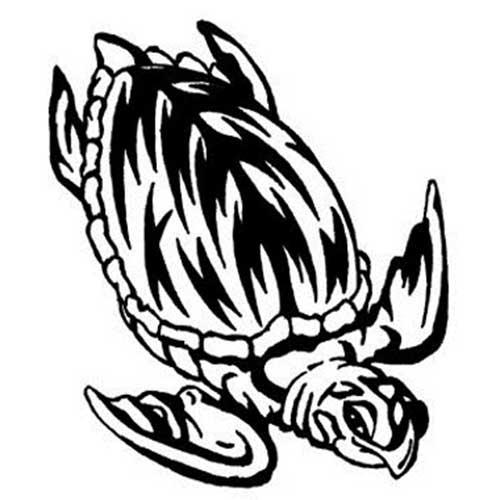 Desenhos de Tatuagens de Tartarugas