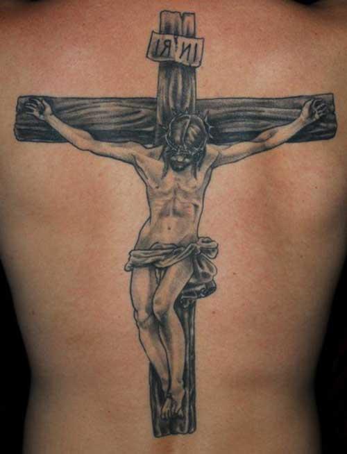 tatuagens de crucifixos