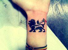 Tatuagens de Reggae