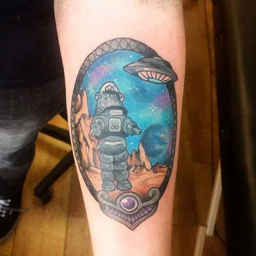 Tatuagens de Planetas