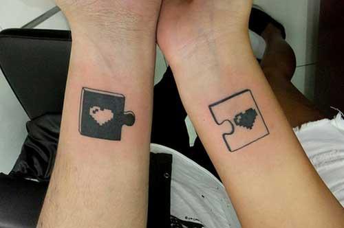 55 Lindas Tatuagens De Amizade Desenhos Fotos