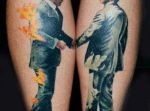Tatuagens de Rock and Roll
