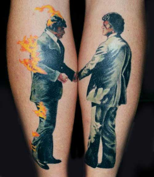 Tatuagens de Rock and Roll