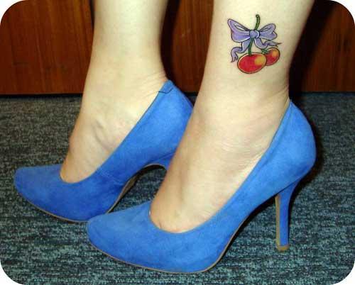 Tatuagens de Cereja