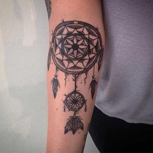 Imagens de Tatuagens de Filtro dos Sonhos