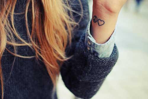 símbolo do amor