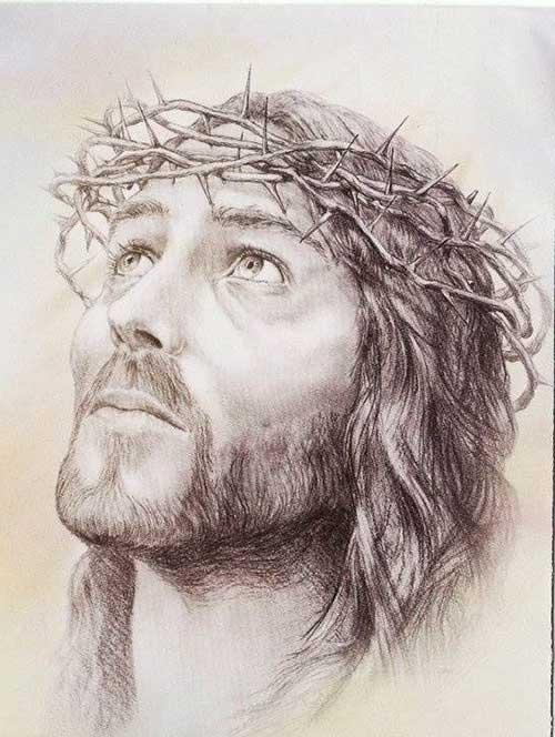 imagens de tatuagem de Jesus Cristo