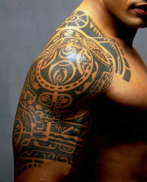 Tatuagem do the rock veja os significados fotos dwayne douglas the rock altavistaventures Gallery