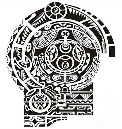 Tatuagem Do The Rock Veja Os Significados Fotos Dwayne - Simbologia-maori-significado
