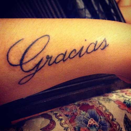 Fotos de Tatuagens de Gratidão