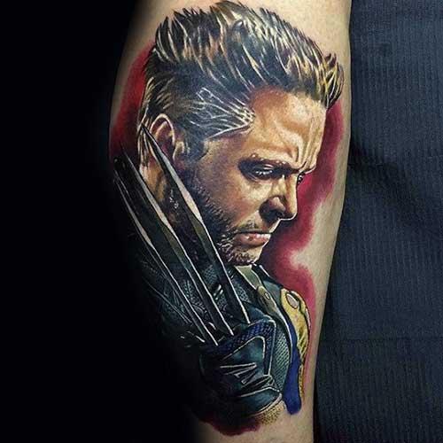 41 Desenhos De Tatuagens Do Wolverine Logan X Men Para Tatuar