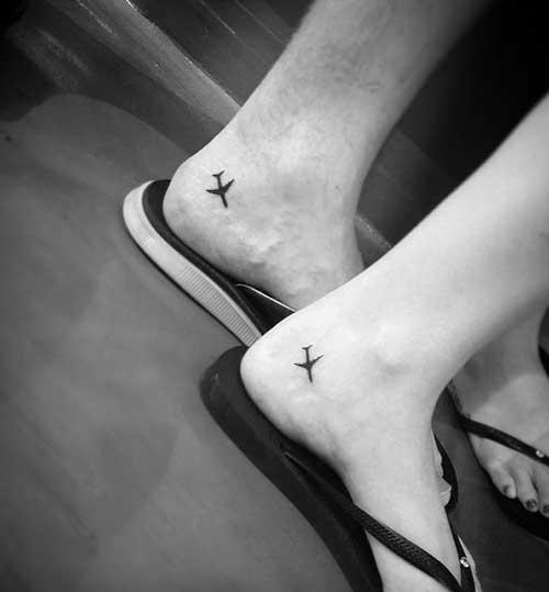 35 Tatuagens De Aviões Fotos Desenhos Dicas Dor