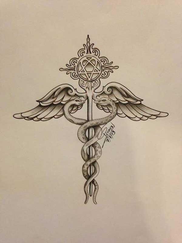 tatuagens para médicos